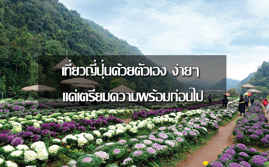 Doi Ang Khang Tourism
